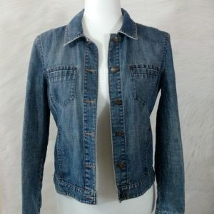 Armani Exchange A/X Denim Jacket Size Medium